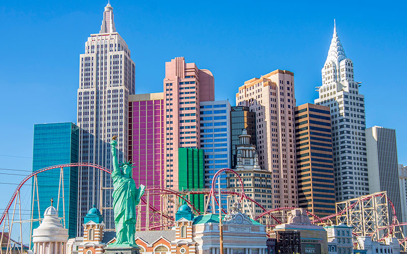 koppla upp Hotell i NYC